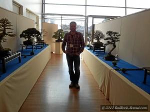 RedRock-Bonsai.com auf der Go Shun-Ten